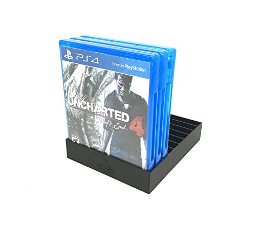Price comparison product image PS4 Game Tray,  Black