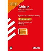 STARK Abiturprüfung BaWü 2020 - Mathematik