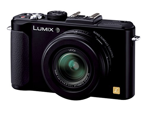Panasonic digital cameras Lumix black DMC-LX7-K (International - Standard What Is Int Shipping L