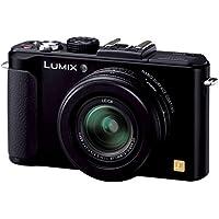 Panasonic digital cameras Lumix black DMC-LX7-K (International Model)
