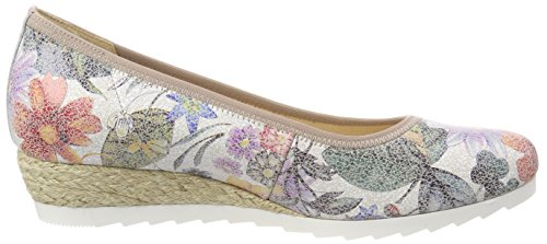multicolor Multicolore Sport Shoes Jute Ballerines Femme Comfort Gabor pqYRwgnP