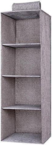 吊り下げ収納ポケット シャツ収納ホルダー 引き出しない 取り付け簡単 下着収納ケース 小物整理 壁掛け