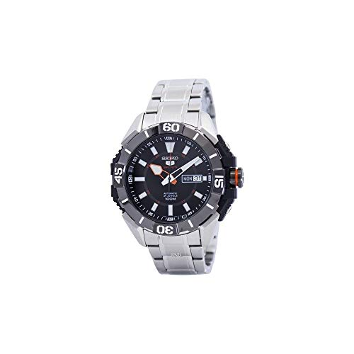 (Seiko Men's Analogue Quartz Watch with Stainless Steel Strap - SRP795K1)