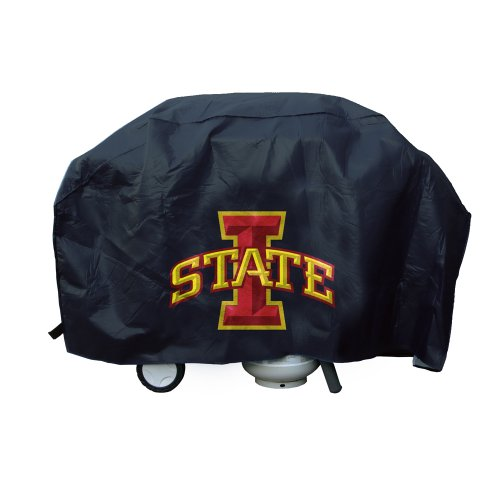 Rico Industries Iowa State Cyclones Deluxe 68-inch Grill Cover (Iowa State Cyclones Gift)