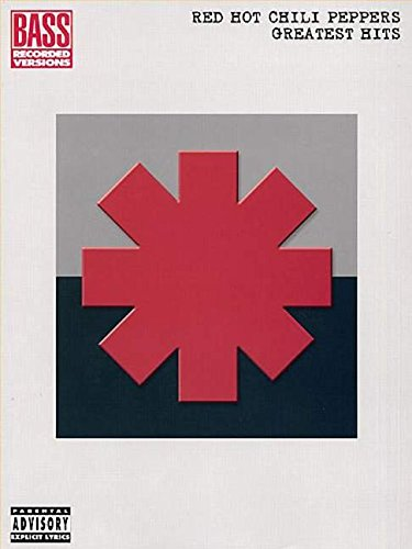 - Red Hot Chili Peppers - Greatest Hits: Bass Recorded Versions (Music)