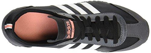 ADIDAS VS JOG W BB9667-36 2/3, core black-footwear white-sun glow (BB9667), 36 2/3 EU