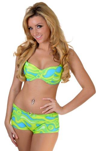 Change LingerieDamen Bikinioberteil Grün lime green