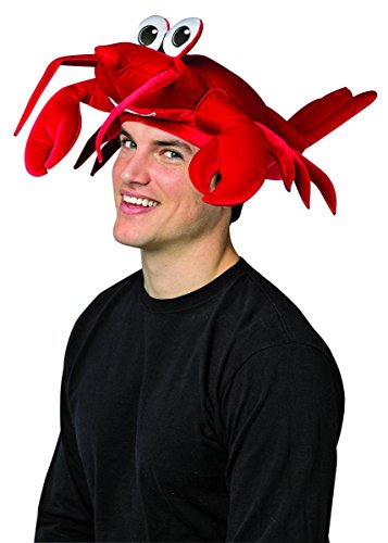 Rasta Imposta Men's Lobster Hat, Red, One Size ()