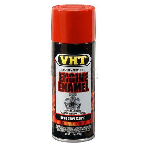 Vht High Temperature Engine Enamel Ford Red 11 Oz. Aerosol - Lot of 6 by VHT