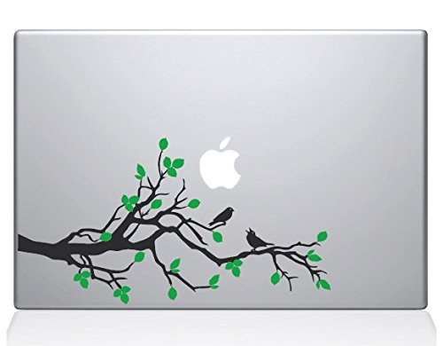 訳あり商品 The Decal The Guru Sticker 1026-MAC-15P-NA Birds on a Branch Pro Vinyl Sticker 15 Macbook Pro (2015 & older) Multi-Colored [並行輸入品] B0789C5MR8, 島根県出雲地方の酒蔵 竹下本店:1344142c --- senas.4x4.lt