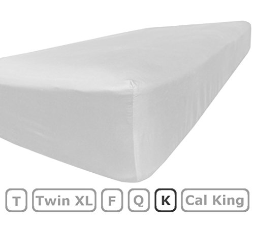 King Fitted Bottom Sheet - 3