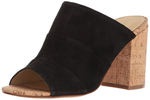 Black Sandal Fisher Prenna Women's Heeled Marc qpSXRwn