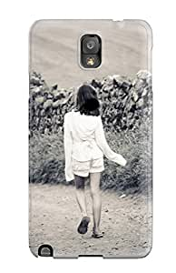 Fashionable LDftdYA4509HNCLX Galaxy Note 3 Case Cover For Black And White Protective Case