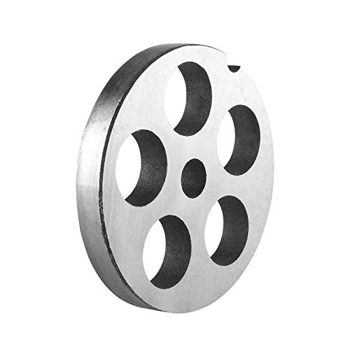 Used, #12 Stainless Steel Meat Grinder Plate Discs Blades for sale  Delivered anywhere in USA