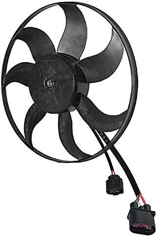 OE Replacement Engine Cooling Fan Assembly AUDI A3 2008 Partslink VW3117117
