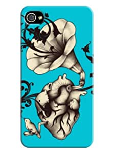 Iphone 4 Case£¬Durable Phone Case Fit for Apple Iphone 4/4s