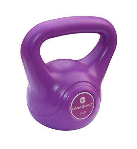 8 lb kettle ball - 3