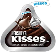 HERSHEY'S KISSES Chocolate Candy, 200