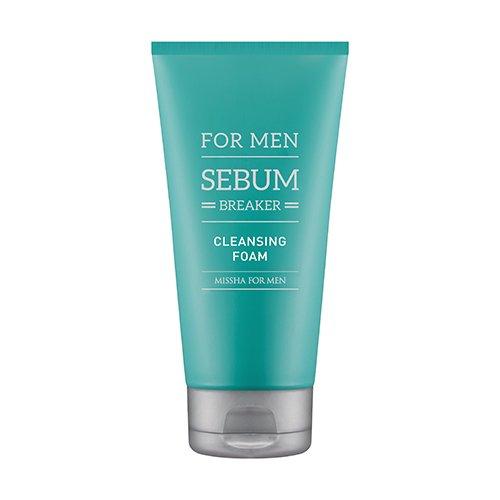 Price comparison product image [Missha] For Men Sebum Breaker Cleansing Foam