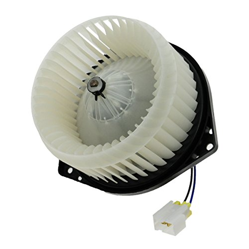 Heater A/C AC Blower Motor w/Fan Cage for Sentra Forester Frontier Pickup Truck ()