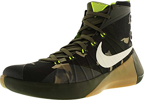 2015 Black s NIKE PRM Sneakers Men Yperdunk Green wI00qS5y