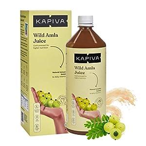Kapiva Wild Amla Juice – Cold-Pressed Amlas From Pratapgarh, Boosts Skin & Hair Health