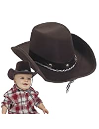 Baby Sized Cowboy Western Rodeo Hat-One Size Fits Most