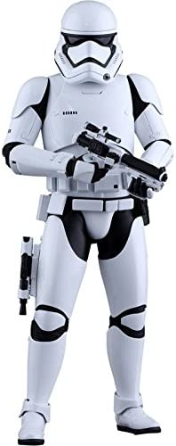 Amazon.com: Hot Toys First Order Stormtrooper: Toys & Games