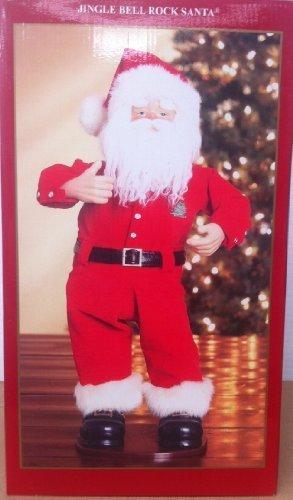 Jingle Bell Rock Santa ()