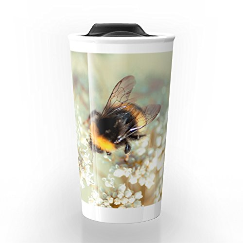 Society6 Bumblebee. Travel Mug 12 oz