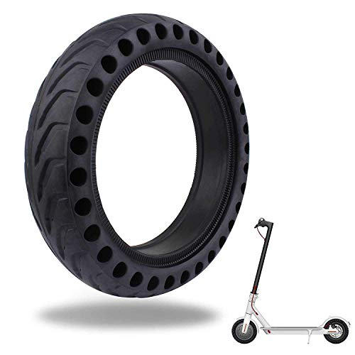 LuYang Solid Tire Replacement for Electric Scooter Xiaomi Mi m365 / gotrax  gxl V2,8 5 inches Solid Tires Explosion-Proof Tire for Xiaomi Mijia M365