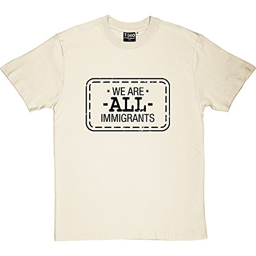 T34 - Camiseta Natural Men's T-Shirt
