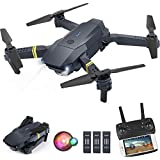 ORRENTE Drone with Camera for Adults, WiFi FPV Drone with 1080P HD Camera for Beginners, Drone Training with Shot Switching, Trajectory Flight and Gravity Control, One Key Take Off/Landing