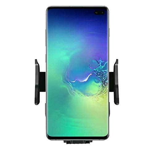 Car Wireless Magnetic Charger Fast Induction for Samsung S10 / S10Plus Gravity Venting Car Qi Wireless Magnetic Air Vent Charger Dock Charging Stand