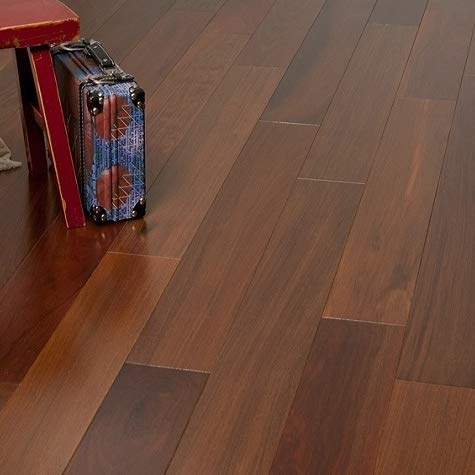 Brazilian Walnut Prefinished Solid Wood Flooring (Clear Grade) 5