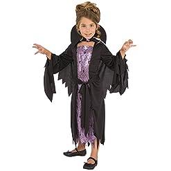 Rubies Costume 630602 Child's Little Vampire Costume, Medium, Multicolor