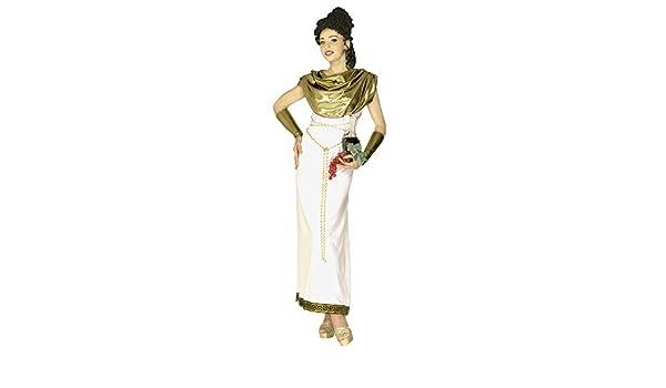 WIDMANN Desconocido Disfraz de diosa griega para mujer: Amazon.es ...