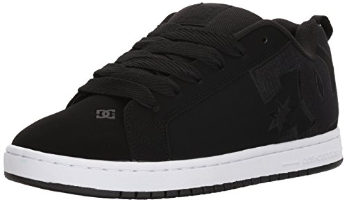 Shoes Dc Gris Baskets Chase De D0302100 Chaussures Noir Herren 1BqBFp