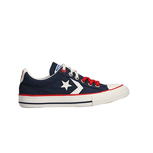 Converse Unisex Shoes Low Sneakers 660962C Star Player EV OX Size 27 Blue ()