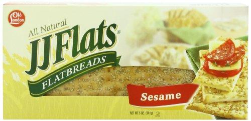 Sesame Flat Bread - 6