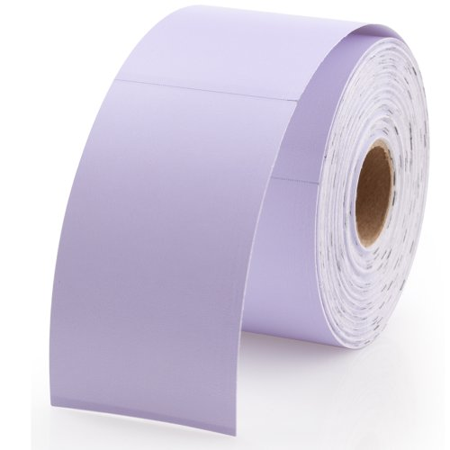 """Dymo 30374L Compatible Lavender Appointment Cards 2"""" x 3-1/2"""" - 300 Cards Per Roll"""