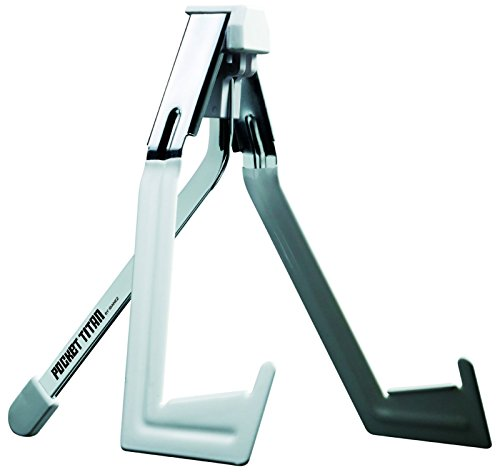 Ibanez PT32-WH Folding Stand for Guitar / Bass Chrome / White (Stand Ibanez)