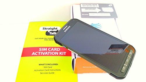 (Straight Talk Samsung Galaxy S5 Active