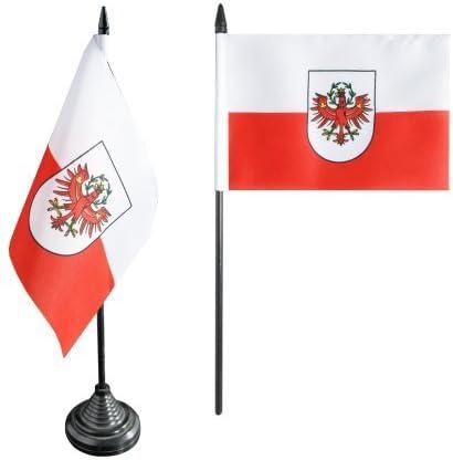 15 x 22 cm Flaggenfritze/® Tischflagge Einfarbig Wei/ß