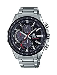 Reloj Casio Edifice para Hombres 46mm, pulsera de Acero Inoxidable