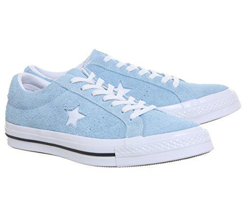 shoreline Bambini Lifestyle Unisex – Scarpe Blue Da Star Ox One Ginnastica Basse white Multicolore Converse white 447 U7nqBpvq