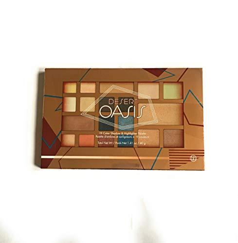 BH Cosmetics Desert Oasis Highlighter & Eyshadow Palette