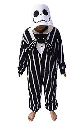 WOTOGOLD Animal Cosplay Costume Unisex Adult Jack Skull Pajamas