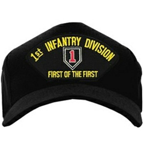 US Army 1st Infantry Division Ball Cap - Division Ball Infantry Cap