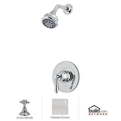 Rohl AKIT21XM-APC Country Bath Pressure Balance Shower Package In ()
